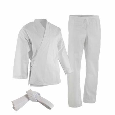 Kids Karate Martial Arts Uniform White Size 000