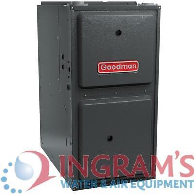 100k BTU 92% AFUE Multi Speed Goodman Gas Furnace - Upflow/H