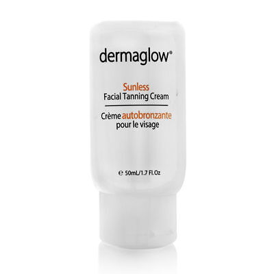 Dermaglow Sunless Facial Tanning System 50ml/1.7oz Brand New