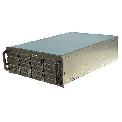 NORCO 4U Rack Mount 20 x Hot-Swappable SATA/SAS 6G Drive Bays Server Rack mount