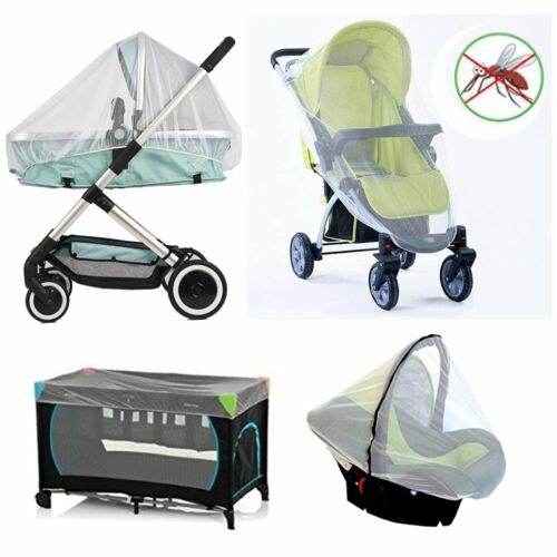 Oyster Zero Pram Stroller Insect Net Cover Protection