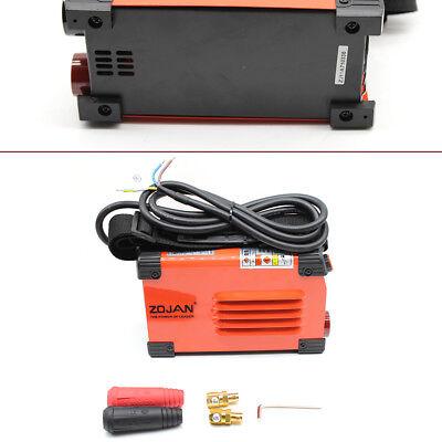 Mma-250 20-160 Amp Stick Arc Mma Ac Inverter Welder 220v Voltage Welding Machine