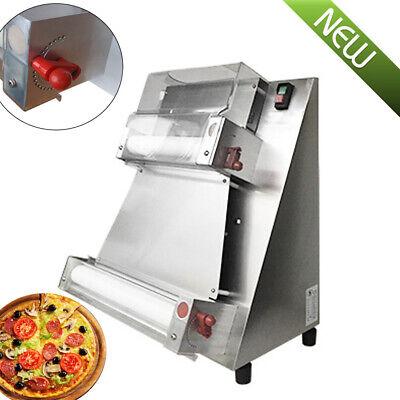 Us New Automatic Pizza Bread Dough Roller Pizza Making Machine Dough Sheeter Ce