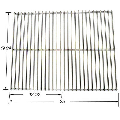 Charmglow Gas Grill  Replacement Stainless Steel Cooking Grate JCX612