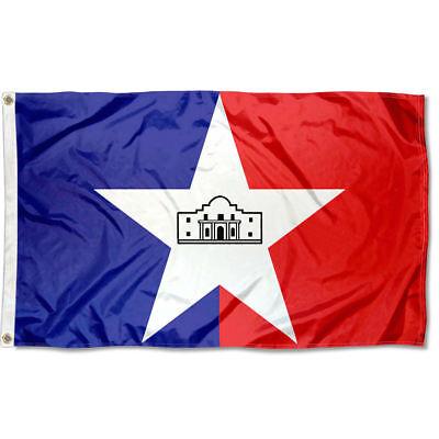 City of San Antonio Flag for Flagpole