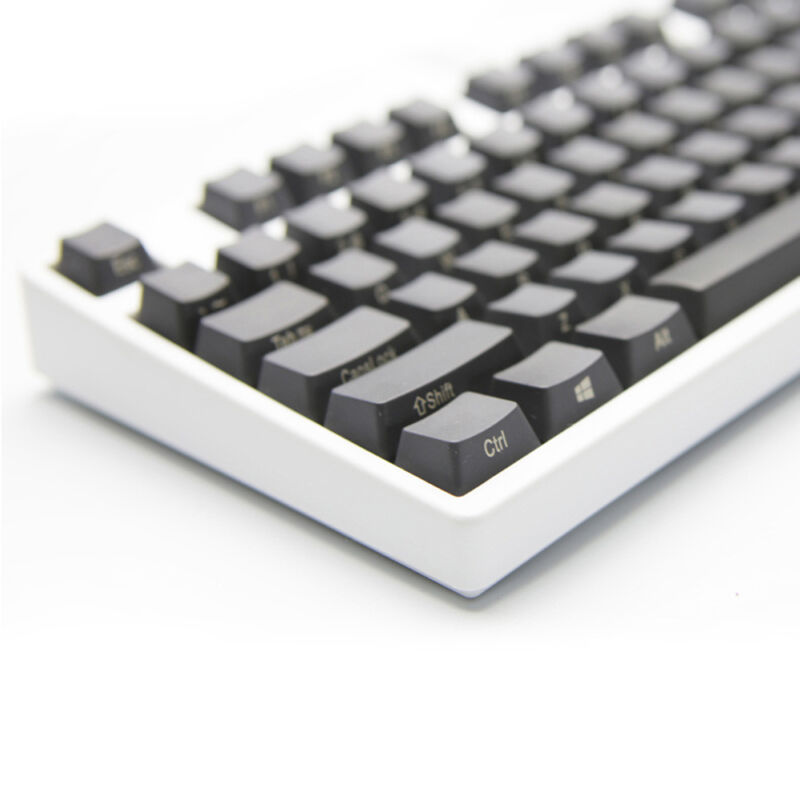 Black PBT Keycap Set for IKBC/Filco/Ducky Cherry Mx keyboard | PolyBull com