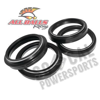 All Balls Fork Oil & Dust Seal Kit Honda CBR954RR (2002-2003) 2002 Fork Dust Seals