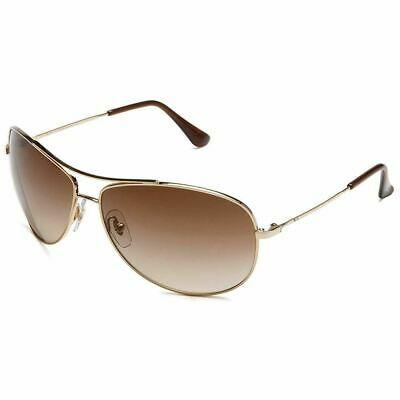 Ray-Ban Men's Sunglasses W/Brown Gradient Lens RB3293 (Ray Ban 3293 Gold)