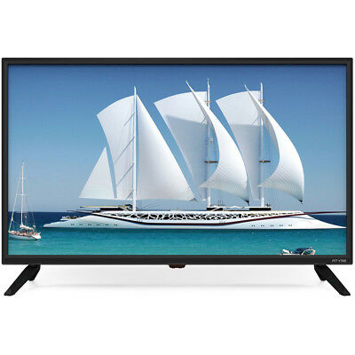 "32"" Inch HD LED TV Flat Screen 3 x HDMI & 1 x USB Wall Mountable"