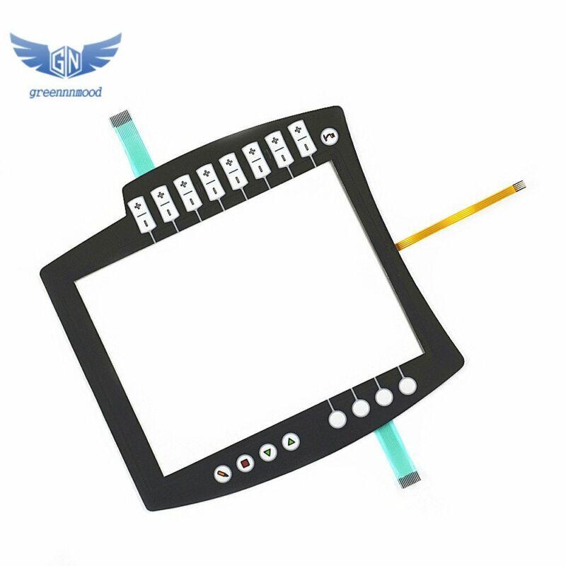 Membrane Keypad + touch glass panel For KUKA teach pendant KRC4 00-168-334 US
