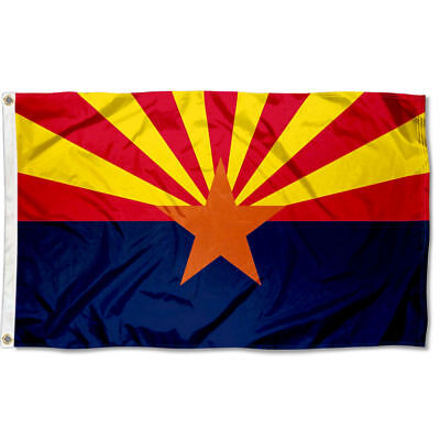 State of Arizona Flag for Flagpole