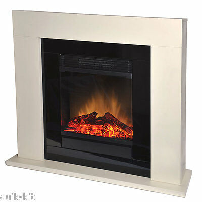 Dimplex VNS15 'Ventosa' Electric Fire Suite 1.5kW