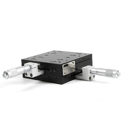 Xy Axis Translation Stage Platform Bearing Tuning Sliding Table Positioner Us