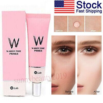 Pro Women Face Primer Cream Matte Make Up Concealer Pore Oil-control Foundation