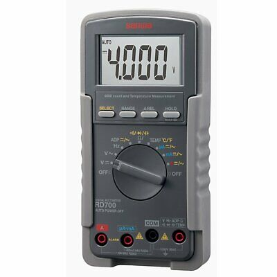 Sanwa Digital Multi Meter Pc-700 Japan New Wtracking Free Shipping
