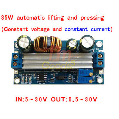 Power Supply Dc Converter Auto Step Up Down Constant Current Buck Boost 5v-30v