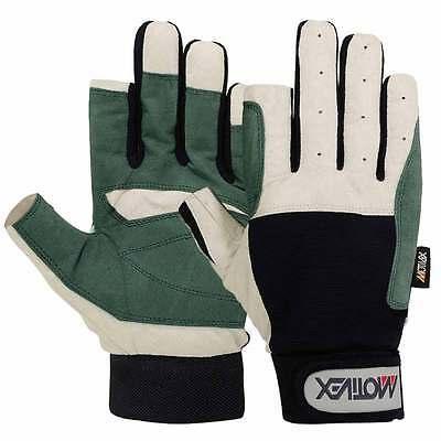 Sailing Gloves Yachting Dinghy Rope WaterSki Fishing Glove Amara Long Finger XL