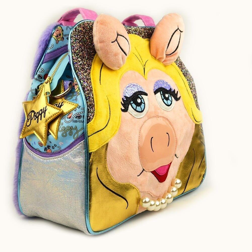 Irregular Choice Hii Yaa Miss Piggy Bag