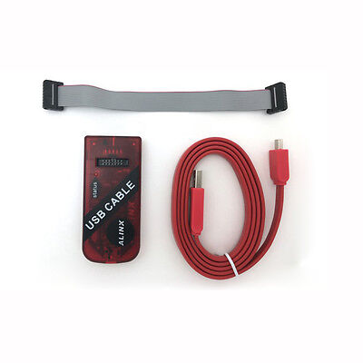Alinx Xilinx Platform Cable Usb Fpga Programmer Debugger Supports A7 Zynq K7 V7