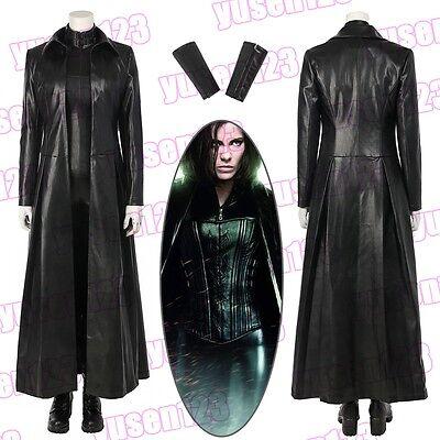 Underworld: Blood Wars Vampire Selen Black Halloween Cosplay Costume ComicCon