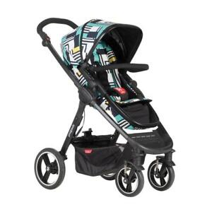 NEW philteds MOD Buggy Stroller, Abstract Condition: New