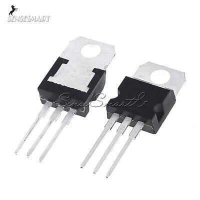 5pcs 1.2v To 37v Lm317t Lm317 Voltage Volt Regulator Ic 1.5