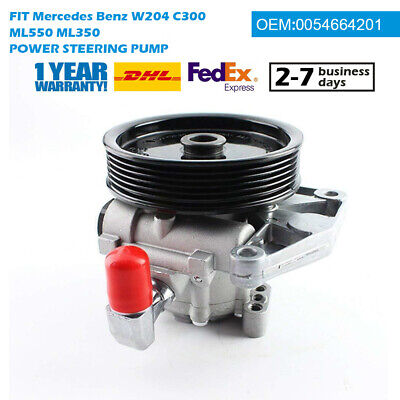 Servopumpe für Mercedes W204 C280 C300 C350 ML550 ML350 2008-2011 0044665801
