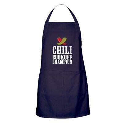 CafePress Chili Cookoff Champion Kitchen Apron