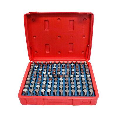 125 Pc Plus .501 - .625 M3 Steel Pin Gage Set Gauge Set Metal Steel Plug