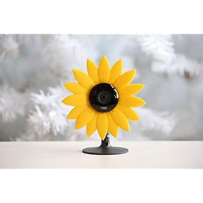Hide-Your-Cam Nest Security Camera Camouflage Sun Flower Cover Skin Case Also On