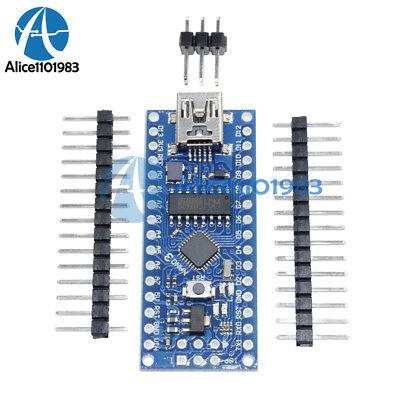 Usb Nano V3.0 Atmega168 16m 5v Mini-controller Ch340g For Arduino