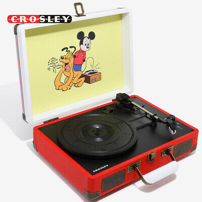 New Crosley CRUISER CR8005A-DS Disney Record Player