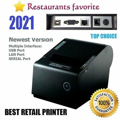 Best Pbm Pos P-822d 3 18 Thermal Usbseriallan Printer Pbm P-822d Printer
