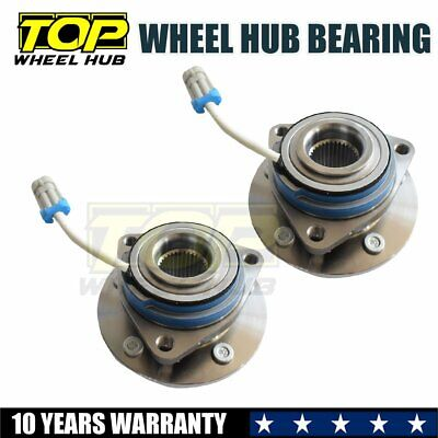2x 513179 Front Wheel Hub Bearing Stud For [FWD] 1997-2008 PONTIAC GRAND PRIX