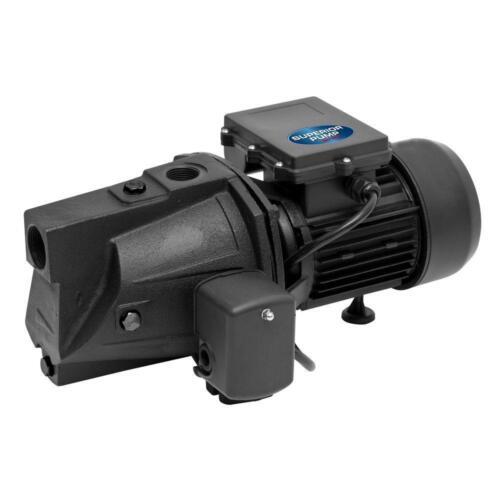 Superior Pump 1/2 HP Shallow Well Jet Pump