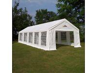 4m x 6m Gala Tent Garden Party Marquee Original (PE)