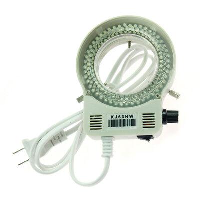 Adjustable 144 Led Ring Light Illuminator For Stereo Microscope Camera In Usa