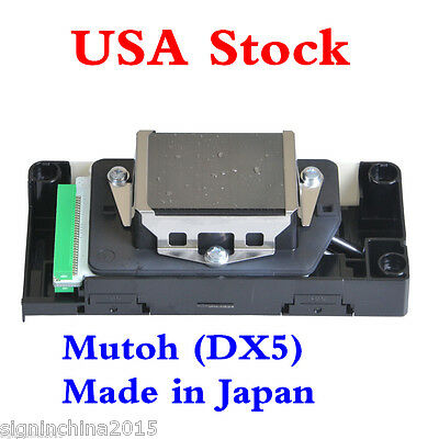 Mutoh Vj-1204vj-1304vj-1604wvj-1608 Printhead Dx5 -df-49684 Usa Stock