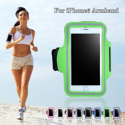Sport Gym Running Jogging Arm Band Armband Holder Case Strap