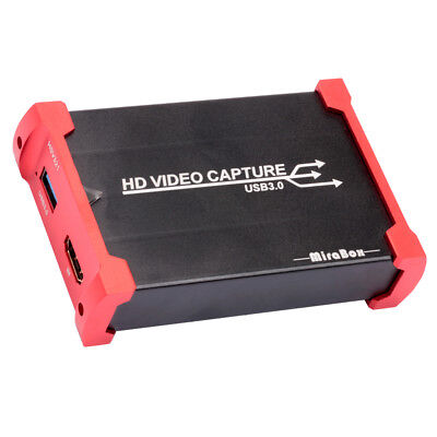 USB 3.0 HDMI Game Capture Card 1080P HD Youtube Live Stream for PS3 PS4 XBox 360 for sale  Shipping to United States