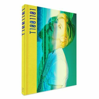 SHINee TAEMIN T1001101 2nd CONCERT PHOTOBOOK+PhotoCard+Tracking Code