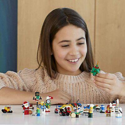 Lego City LEGO City Advent Calendar 60201 Building Kit 313 Pcs EL0844