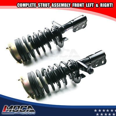 2 Front Shocks Struts Assembly Kit For 83-1991 Chevrolet Cavalier Buick Cadillac
