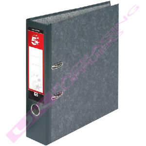 lever arch a4 box files ring binders filing storage cheap
