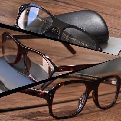 Movie Kingsman 2 The Golden Circle Eggsy Acetate Glasses Eyeglasses (The Glasses Movie)