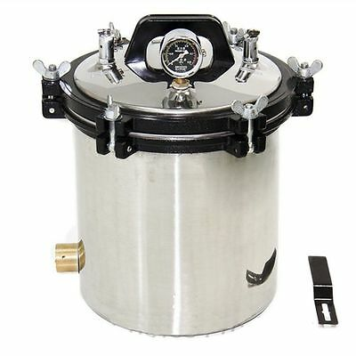 Autoclave pressure owner 39 s guide to business and for Tattoo sterilization equipment