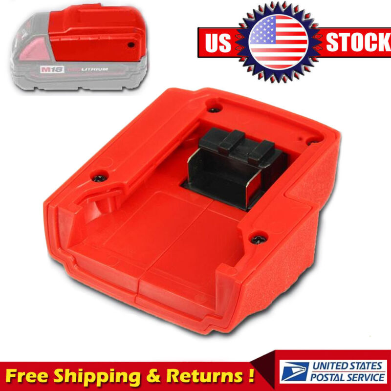 Replace USB Charger Power Source for Milwaukee 49-24-2371 M1