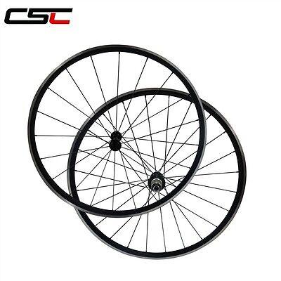Csc Only 1260G 22Mm Clincher Alloy Wheels  700C Kinlin Xr200 Aluminum Wheelset
