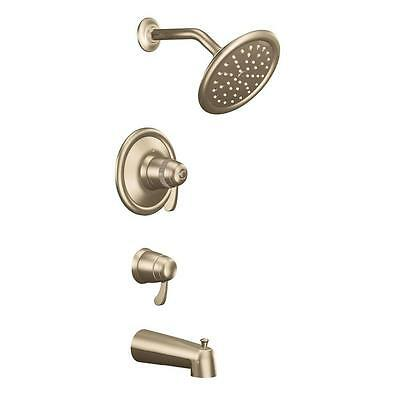 MOEN TS3450AZ ExactTemp Tub and Shower Faucet Trim Kit in Antique -