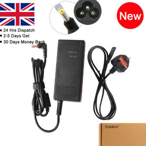 19V 3.42A For LogiQ Notebook M76T Stone Laptop W76TH Charger Adapter PSU